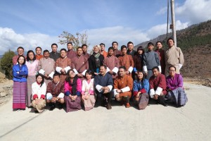 BhutanClassPhoto